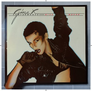 Gina X - Cover Front